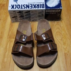 Mens sz 10 (44)  New Birkenstocks
